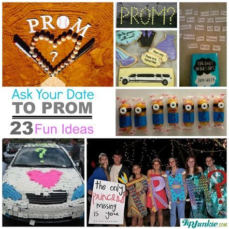 10 Ways To Get A Prom Date by Ask Your Date To Prom With These 23 Ideas Tip Junkie