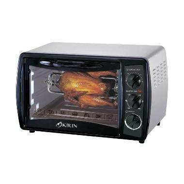 Microwave Kirin jual kirin kbo 190ra oven elektrik silver 19 l