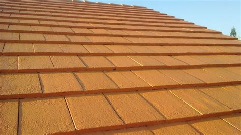Flat Roof Tiles Miami General Contractor Gallery 187 Archive 187 Roll Cement Tile Roof In Davie Florida