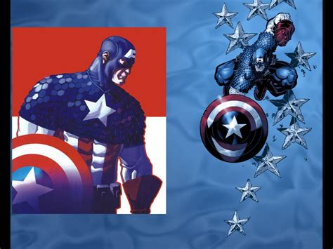 ultimate captain america wallpaper my free wallpapers comics wallpaper ultimate captain