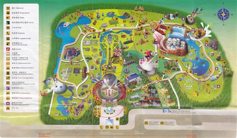 shenzhen map tourist attractions maps of shenzhen shenzhen tour map shenzhen tourist map
