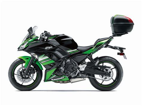 Motorrad Kawasaki Ninja Kaufen by Gebrauchte Kawasaki Ninja 650 Motorr 228 Der Kaufen