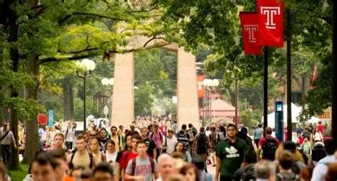 Temple Mba Tuition by Temple Option Will Open More Doors To A