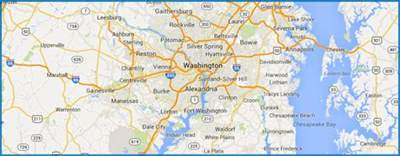 Map Of Virginia And Maryland by Dc Va Md Map Pictures To Pin On Pinterest Pinsdaddy