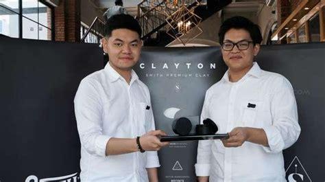 Smith Clayton Premium Clay 55gr gaya rambut ini banyak diminati lelaki indonesia lifestyle suara