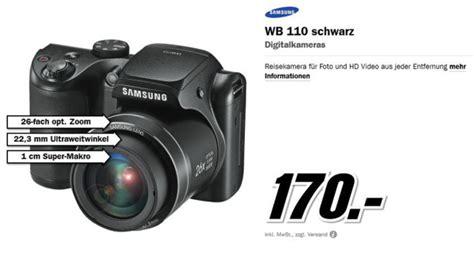 Kamera Samsung Wb110 media markt prospekt zum 28 november bilder