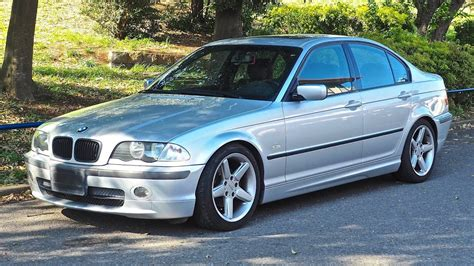 Bmw 323i 2000 bmw 323i e46 japan auction purchase review