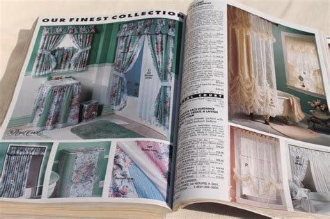 vintage sears big book catalog fashion home decor