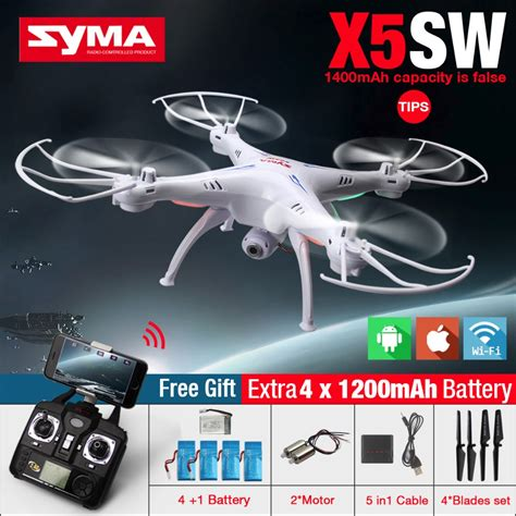 Mjx X101 With 5 Mp Wifi Hd Drone Quadcopter high quality syma x5sw fpv rc quadcopter drone with wifi