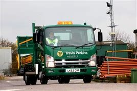 isuzu  tonner replaces travis perkins  rigids