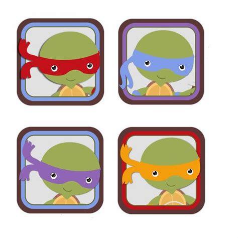 printable ninja turtle birthday banner teenage mutant ninja turtle banner tmnt banner