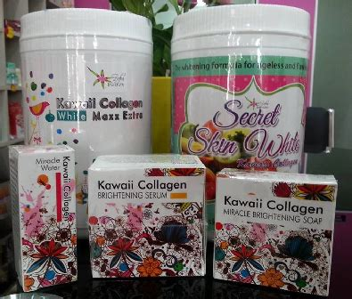Harga Secret Satu Set www izzahrasofea my terbaru secret white