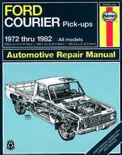 free auto repair manuals 1988 ford courier electronic toll collection 1972 1982 ford courier pick up haynes repair manual