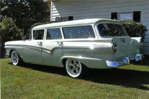 1957 ford country sedan station wagon 113075