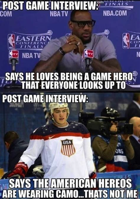 why hockey is better than basketball blowout cards forums view single post lebron vs