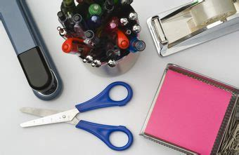 Office Supplies Expense How To Stop Office Supply Theft Chron