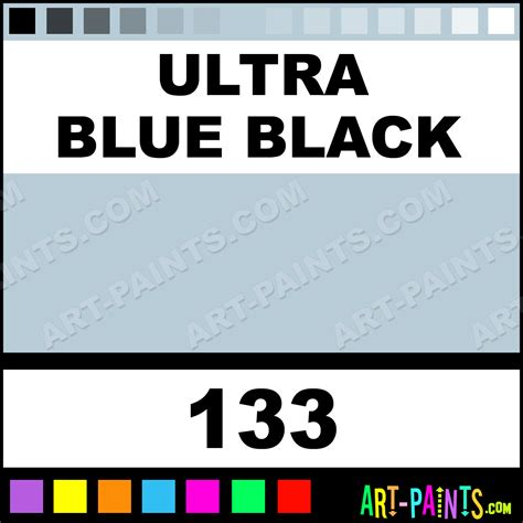 ultra blue black terrages pastel paints 133 ultra blue black paint ultra blue black color