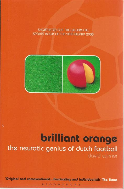 brilliant orange the neurotic 0747553106 boekwinkeltjes nl winner david brilliant orange the neurotic genieus of du