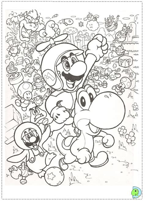 mario sunshine coloring pages how to draw mario sunshine