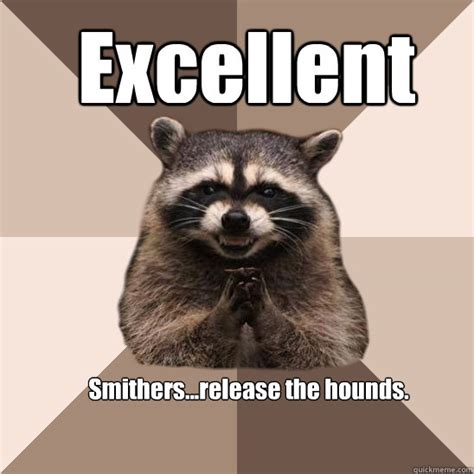 Excellent Raccoon Meme - raccoon excellent meme 28 images evil raccoon