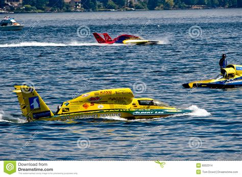 boat graphics seattle wa hydro races seafair seattle editorial stock image image