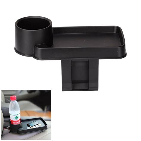 With Cup Holders by Car Accessories Interior Central Storage Box Cup Bracket