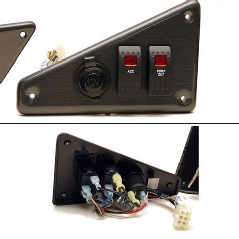 stratos boat switch panel mercury boat elites system switch panel 407590 stratos