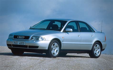 Audi A4 1994 by Test Your Knowledge What Car Did The Audi A4 Replace And