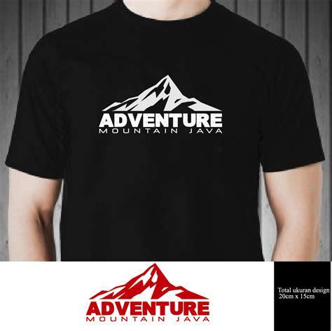 Kaos Adventure Travel desain kaos adventure indobeta