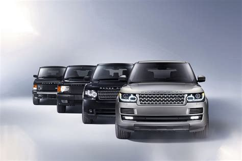 new land rover all new 2013 range rover suv pictures and details video