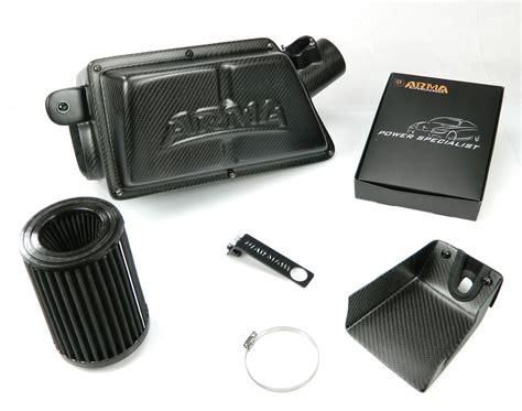 Terlaris Carbon Air Intake Set Filter Udara Carbon Termasuk Slang Dan arma hyper flow matt carbon air intake system airbox sportluftfilter set kit ebay