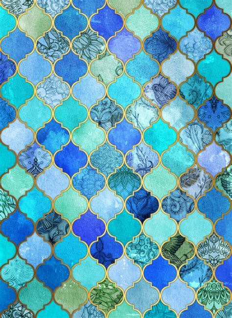 moroccan wallpaper pinterest moroccan tile tumblr