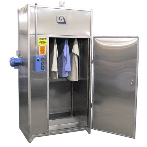 steam heated finishing cabinet