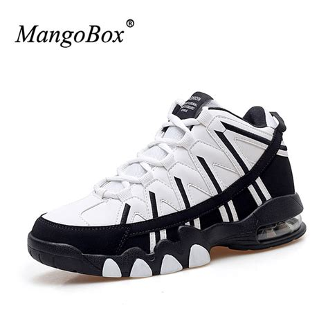 best basketball shoes for big 2016 big size mens athletic sneakers best mid top