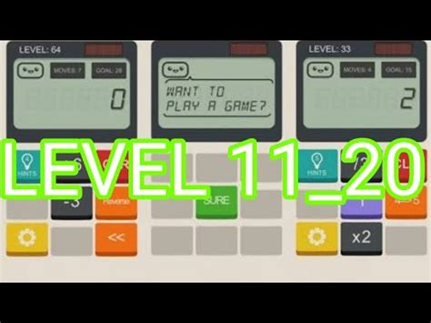 calculator the game level 126 calculator the game levels 11 12 13 14 15 16 17 18 19 20