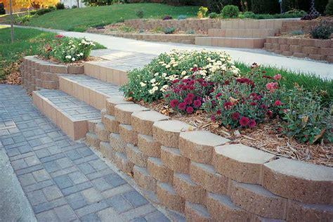 Keystone Garden Wall 174 Keystone Retaining Wall Systems Keystone Garden Wall