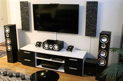 home theater setup to help you get the best sound within