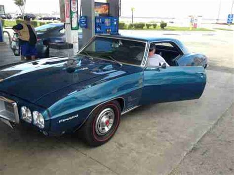 automobile air conditioning repair 1969 pontiac firebird parking system sell used 1969 firebird 400 ho ram air iii m 21 4 speed 3 90 posi matching numbers in newbury