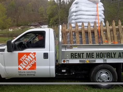 home depot rental hours