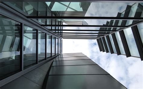 wallpaper 4k architecture glass architecture geometric shapes hd and interior