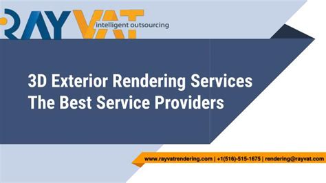 facilities layout ppt render ppt 3d exterior rendering services the best service
