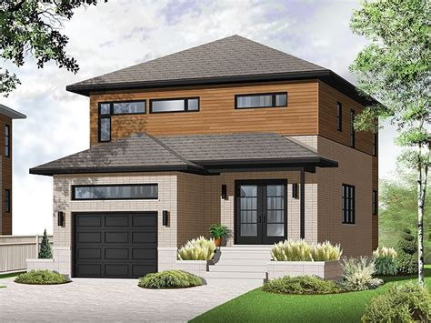 modern two story house plans modern 2 story house plans
