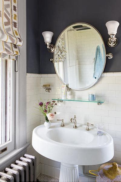 vintage revival   victorian bath bathroom design