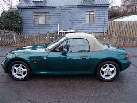 how it works cars 1997 bmw z3 user handbook buy used 1997 bmw z3 roadster convertible 1 9l one owner 100k 5 speed manual runs great in