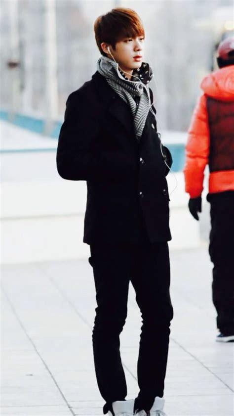 Jinjin Fashion bts jin i this bangtanboys