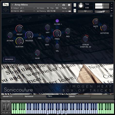 reset virtual t50 kontakt lib 187 программы для создания музыки vst плагины