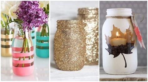 como decorar tus frascos 15 ideas para decorar tus frascos de vidrio