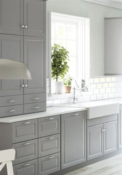 Ikea Grey Kitchen Cabinets by Ikea S New Modular Kitchen Sektion Makes Custom