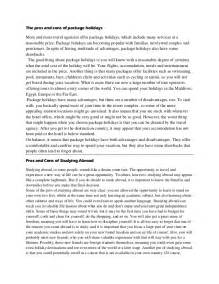 Argumentitive Essay by Argumentative Essays