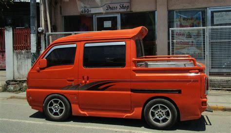 Picture Of Suzuki Suzuki Cab Multicab Truck Cebu Philippines Flickr